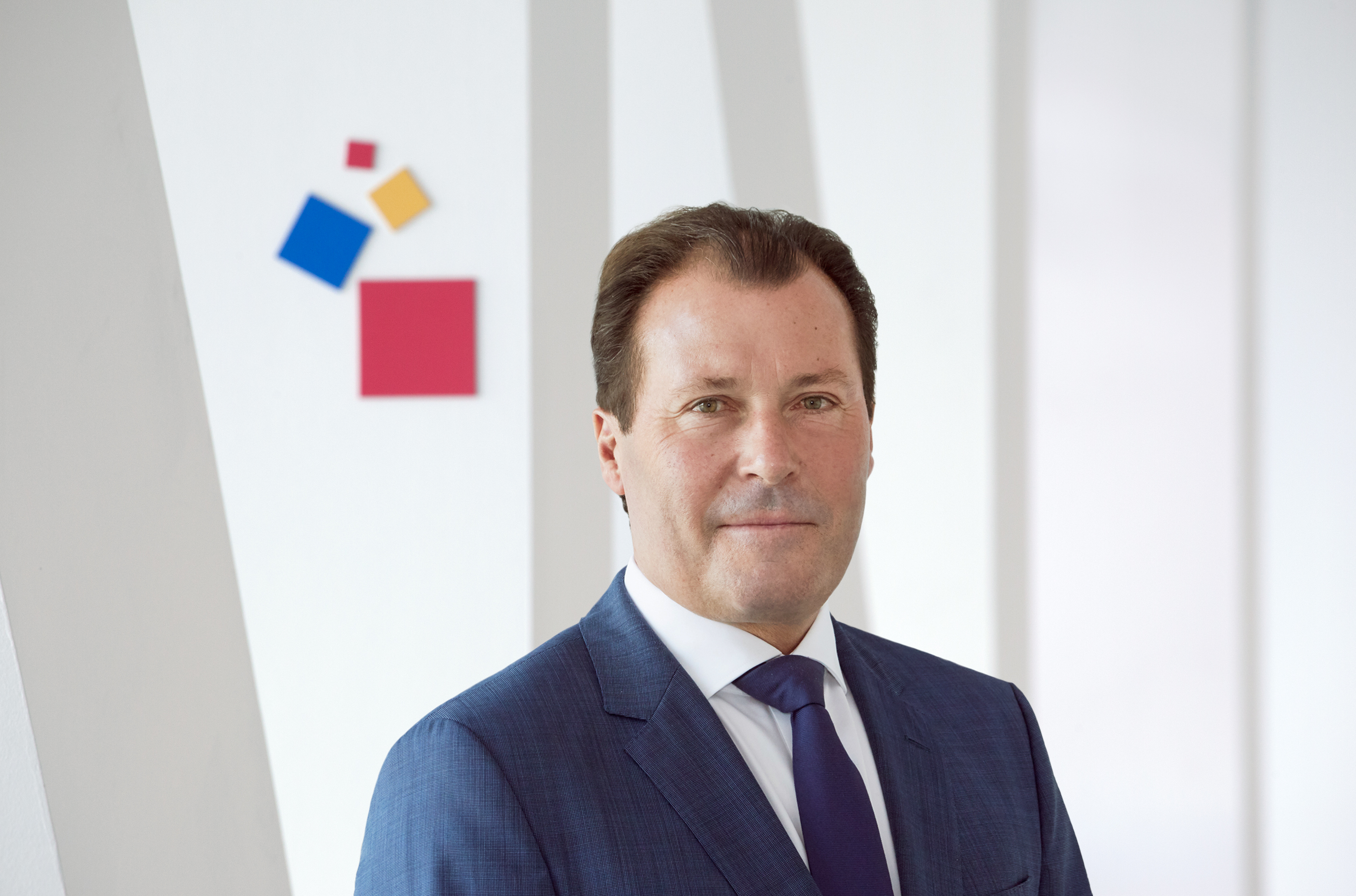 Wolfgang Marzin, President and Chief Executive Officer (CEO) Messe Frankfurt GmbH
